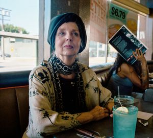 NORMS Restaurant. West Hollywood, California. 2016.