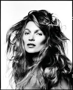 Kate Moss by David Bailey, 2013 © David Bailey