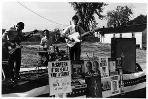 McGovern Rally, Ohio