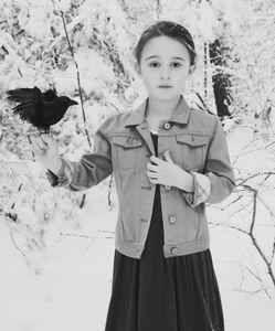 Kat & Her Crow