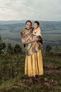"""Evidence of Resilience"" #8 Kintobo Village, Rwanda"