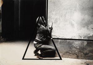 © Valie Export, Geometrische Figurationen, from the series body configurations, 1972. WestLicht