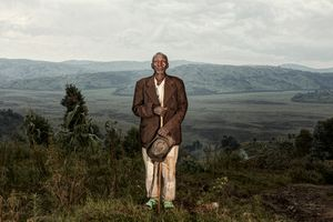 """Evidence of Resilience"" #1 Kintobo Village, Rwanda"