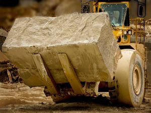 Limestone Block