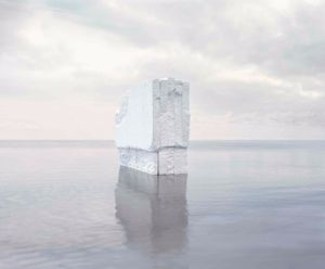 Iceberg, 2012. Showing at Edel Assanti. Courtesy of Photo London.