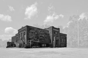 """""""Lincoln School, Edwardsville, Illinois"""""""