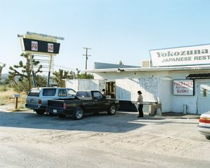 Twentynine Palms Hwy, Yucca Valley, CA, from the series Mojave © Markus Altmann