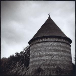 18th c.  Pigeonnier, La Chapelle-sur-Dun, France (Seine-Maritime) 2003 © Vicki Topaz