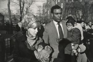 Central Park Zoo, New York, 1967 © Garry Winogrand. Courtesy of Fraenkel Gallery.