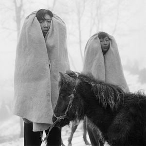 © LI Lang, Yimou Butuo, Sichuan Province, from the series The Yi People, 2000