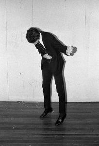 Untitled (Men in the Cities), 1977 / 2009 © Robert Longo, Metro Pictures