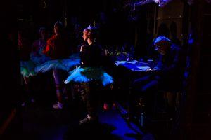 08 Nov 2017. Cork Opera House – backstage.