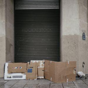 Rue Saint Denis 75002 Paris.