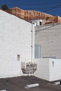Back Wall, Honolulu Ave, Montrose