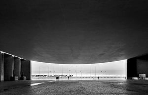 Pavilhão de Portugal by Alvaro Siza