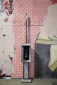 Phone Booth (Obey), 2010