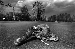 Playground, Pripyat, Exclusion Zone (Ukraine) © Pierpaolo Mittica