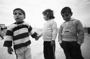 Brothers and Sister, 2010 © Clara Abi Nader