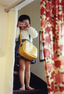 Tokyo and My Daughter 3, 2003 © Takashi Homma, from Takashi Homma: Tokyo (Aperture, May 2008)