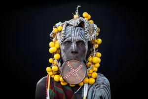 Mursi Women // Lip Plate // Omo Valley