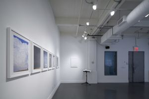 Installation View, Klompching Gallery, New York © Manuel Cosentino