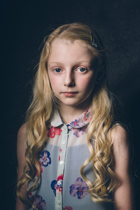 Alice aged 10.