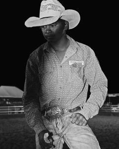 Bull Rider, Curry Merry Muster Festival, Cloncurry, QLD Australia, 2015.