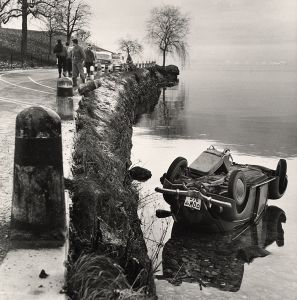 Buochs, 1957, from the series Karambolage © Urs Odermatt, Windisch (CH); Courtesy Springer  Winckler Galerie, Berlin (D)
