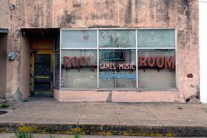 """""""Pool Room"""""""