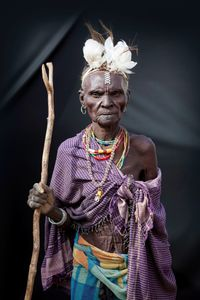 Dassanech Elder // Omo Valley