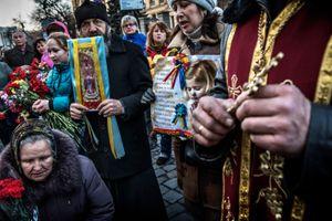 Funeral in Kiev_11