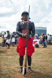 Guerreiro Xavante - Tocantins