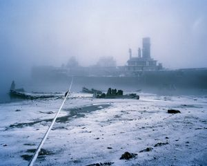 Untitled 9, Kola Bay, Russia, January 2005