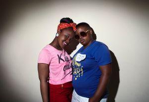 Miss Lesbian 2012 - Zintle & Inga