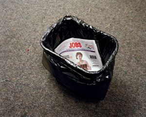 Jobs, 11:41am, 2010 © Will Steacy