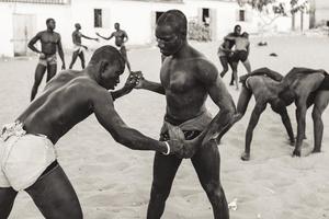 école de lutte