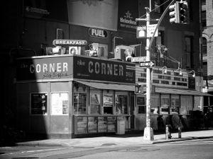 """The Corner"", New York City, 2011"