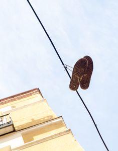 Sneakers in the Sky