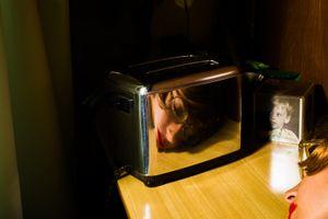 Toaster, (Self-portrait)