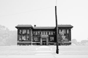 """East High School, Xenia, Ohio"""