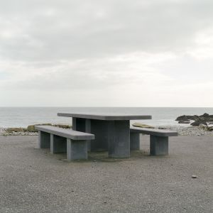 Picnic Table, Ballyvoony Cove, Co. Waterford, 2012