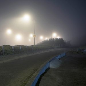 The Foggy Night, Untitled #10