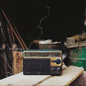 Radio, The Pyrenees, France, 2012 © Antoine Bruy
