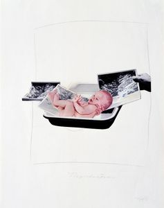 Reproduction, from Journal of a Miscarriage, 1973 © Joanne Leonard Collection of Jeremy Stone, San Francisco