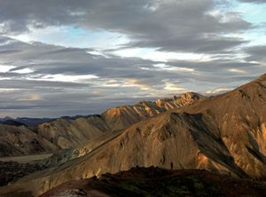 Landmannalaugar, Fjallabak Nature Reserve, South Iceland