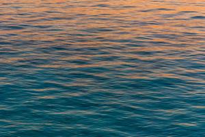 Sunset on the Sea, The Maldives