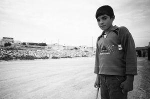 Older Brother, 2010 © Clara Abi Nader
