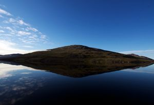 Reflection in Greenland - © Adel Korkor