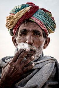 Camel herder,Rajasthan, India