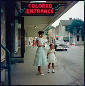 Department Store, Mobile, Alabama © The Gordon Parks Foundation